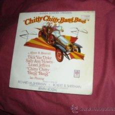 Discos de vinilo: CHITTY CHITTY BANG BANG EP SHERMAN..KOSTAL..FLEMING. Lote 18928785