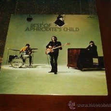 Discos de vinilo: APHRODITE'S CHILD LP BEST OF. Lote 33077590