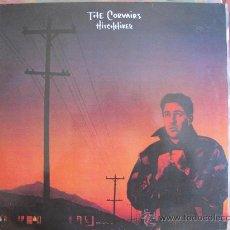 Discos de vinilo: LP - THE CORVAIRS - HITCHHIKER - EDICION FRANCESA, NEW ROSE RECORDS 1989. Lote 18932857