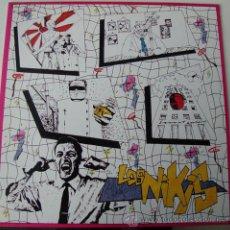 Discos de vinilo: LOS NIKIS - LP LOLLIPOP 1988. Lote 18932881