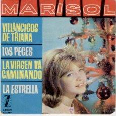 MARISOL - VILLANCICOS DE TRIANA - EP 1962