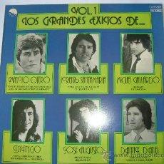 Discos de vinilo: DISCO-VOL1-LOS GRANDES EXITOS DE....VER FOTOS. Lote 26311872