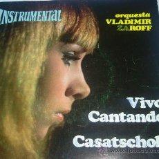 Discos de vinilo: DISCO-ORQUESTA VLADIMIR ZAROFF. Lote 26311859
