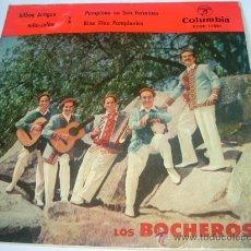 Discos de vinilo: DISCO-LOS BOCHEROS (PAIS VASCO). Lote 25189093