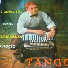 Discos de vinilo: DISCO-EL TANGO. Lote 25189094