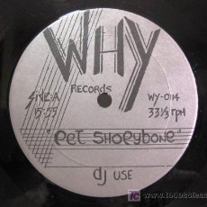 Discos de vinilo: VARIOUS - PET SHOEYBONE / RARE FANTASY - MAXI WHY RECORDS (ITALO-DISCO, DISCO) BPY. Lote 26933749