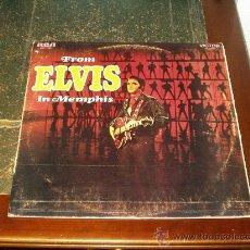 Discos de vinilo: ELVIS PRESLEY LP FROM IN MEMPHIS. Lote 26587363