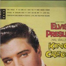 Discos de vinilo: ELVIS PRESLEY, HAL WALLIS. RCA 1976. Lote 18999822