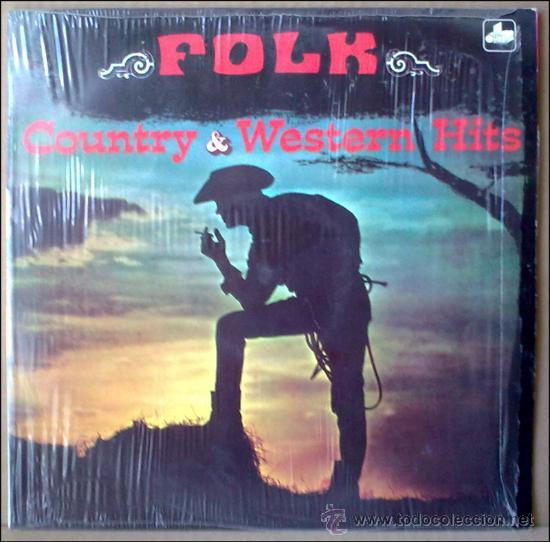 LP 33 RPM. FOLK. (COUNTRY & WESTERN FAVOURITES). DE THE NASHVILLE RAMBLERS.1971. COMO NUEVO. (Música - Discos - Singles Vinilo - Étnicas y Músicas del Mundo)