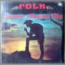 Discos de vinilo: LP 33 RPM. FOLK. (COUNTRY & WESTERN FAVOURITES). DE THE NASHVILLE RAMBLERS.1971. COMO NUEVO. . Lote 26187810
