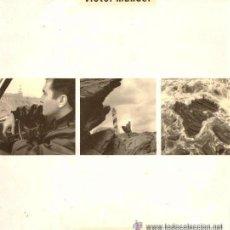 Discos de vinilo: VÍCTOR MANUEL - QUÉ TE PUEDO DAR - LP, 1988. Lote 93170655