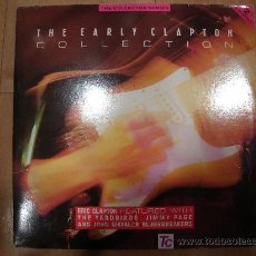 Discos de vinilo: LP THE EARLY CLAPTON. COLLECTION.. Lote 19008262