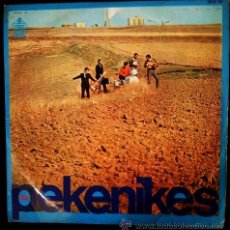 Discos de vinilo: LP. LOS PEKENIKES.- LADY PEPA, HILO DE SEDA.... AÑO 1966.- . Lote 21236766