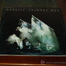 Discos de vinilo: GENESIS LP DOBLE SECONDS OUT. Lote 26785992