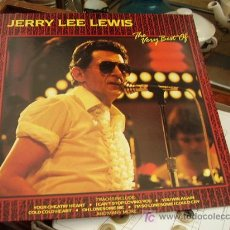 Discos de vinilo: JERRY LEE LEWIS, THE VERY BEST OF. Lote 26622991