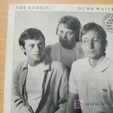 Discos de vinilo: KORGIS-DUMB WAITERS-LP 1981-. Lote 19189120