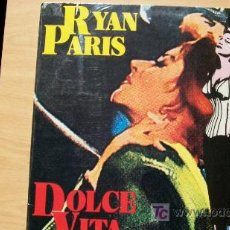Discos de vinilo: RYAN PARIS-DOLCE VITA-MAXI45RPM-1983-. Lote 19192068