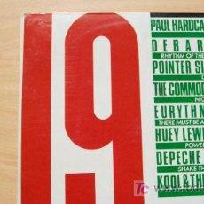 Discos de vinilo: 19-LP 1985-. Lote 19192763