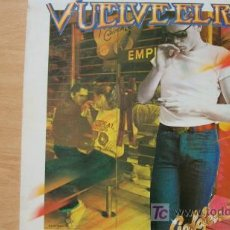 Discos de vinilo: VUELVE EL ROK-LP 1980-. Lote 19193052