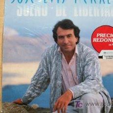 Discos de vinilo: JOSE LUIS PERALES-SUEÑO DE LIBERTAD-LP 1987-. Lote 19213015
