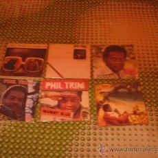 Discos de vinilo: LOTE 6 SINGLE 45 RPM / PHILP TRIM ( LOS POP TOPS ) EDITADO POR EXPLOSION -CFE. Lote 26414746