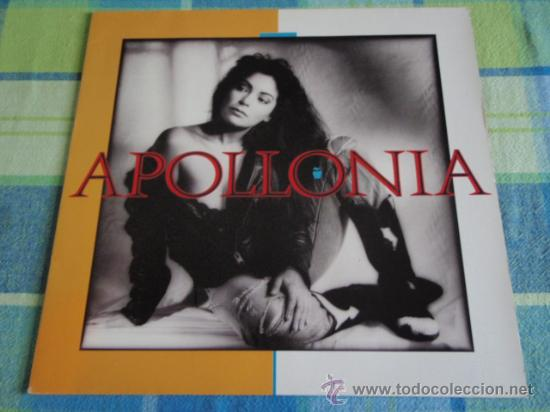 APOLLONIA ( APOLLONIA ) 1988-GERMANY LP33 WARNER BROS RECORDS (Música - Discos - LP Vinilo - Pop - Rock - New Wave Extranjero de los 80)