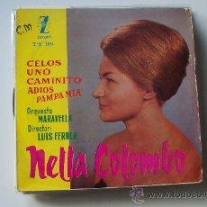 Discos de vinilo: NELLA COLOMBO EP CELOS . Lote 24877928
