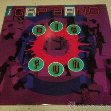 Discos de vinilo: THE GAB BAND (BIG FUN 4 VERSIONES) 1986 . Lote 19268110