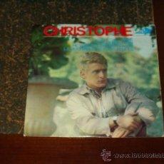 Discos de vinilo: CHRISTOPHE EP ALINE+3. Lote 19275826