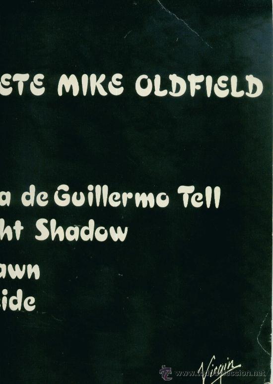 Discos de vinilo: MIKE OLDFIELD. The complete .... (vinilo maxi promocional 1985) - Foto 2 - 53004637