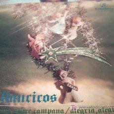 Discos de vinilo: VILLANCICOS CAMPANA SOBRE CAMPANA/ALEGRIA,ALEGRIA/CORO Y RONDALLA ALEGRIA 1975/SINGLE. Lote 26763136