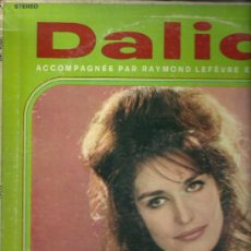 Discos de vinilo: DALIDA LP SELLO FIESTA EDITADO EN USA.. Lote 19292446