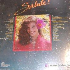 Discos de vinilo: SALUTE TO VENEZUELA TELEVISION (RCTV) RADIO CARACAS. 1985. PRECINTADO. Lote 39184920