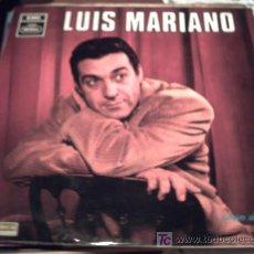 Discos de vinilo: LUIS MARIANO // 1968 EDITA EMI-REGAL .SERIE AZUL.0 PEPETO RECORDS. Lote 26788239