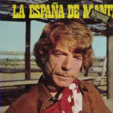 Discos de vinilo: MANITAS DE PLATA - LA ESPAÑA DE MANITAS ** LP CBS 1968. Lote 19373055