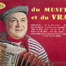Discos de vinilo: ACORDEON FREDO GARDONI LP ORIGINAL PRESIDENT 1963 ACORDEON. Lote 19397344