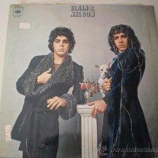 Discos de vinilo: LP. ELKIN & NELSON. ORIGINAL DE 1974. CARPETA DOBLE. . Lote 21793472