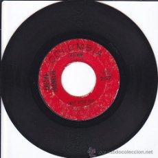 Discos de vinilo: SG - ARETHA FRANKLIN - SWEET BITTER LOVE - SOUL - 45 RPM. Lote 19405696