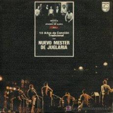 Discos de vinilo: NUEVO MESTER DE JUGLARIA - JOTA DEL QUE SIGUE / UNA NIÑA SE HA MUERTO / LA MOLINERA - EP 1979 -PROMO. Lote 19421959