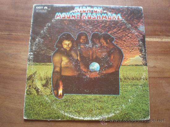 Discos de vinilo: MOUNT RUSHMORE - HIGH ON - (USA-DOT-1969) HARD ROCK PSYCH LP - Foto 1 - 26049101