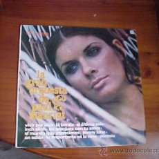 Discos de vinilo: LA GRAN ORQUESTA DE PAUL MAURIAT. PERGOLA 1968. DISCO DE 10 PULGADAS.. Lote 19439846