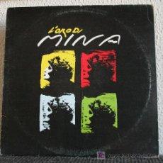 Discos de vinilo: MINA - L' ORO DI MINA - LP. Lote 26606346
