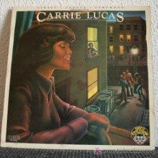 Discos de vinilo: CARRIE LUCAS - STREET CORNER SYMPHONY LP. Lote 19462005