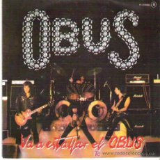 Discos de vinilo: OBUS - VA A ESTALLAR EL OBUS ** CHAP DISCOS 1981 ** ** MINT. Lote 19486895
