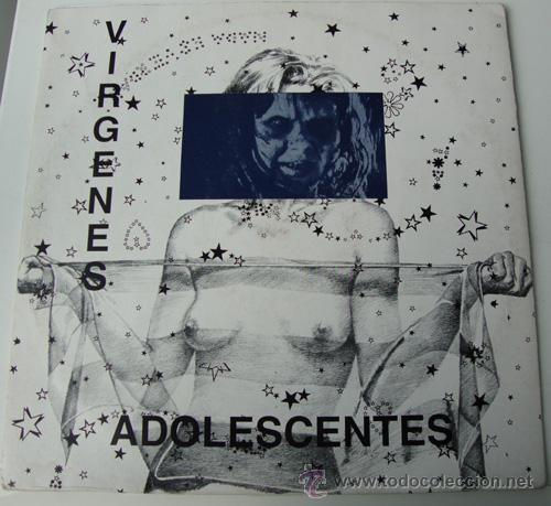 VIRGENES ADOLESCENTES - DOBLE LP TRIQUINOISE - CORCOBADO-MAR OTRA VEZ-713AVO AMOR (Música - Discos - LP Vinilo - Grupos Españoles de los 90 a la actualidad)