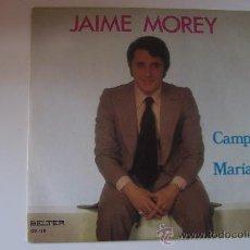 Discos de vinilo: JAIME MOREY BELTER CAMP ALGUERO. Lote 25028184