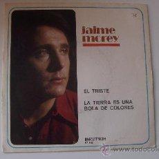 Discos de vinilo: JAIME MOREY BELTER A. GARCIA ABRIL. Lote 25028186