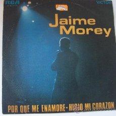 Discos de vinilo: JAYME MOREY RCA LES REED. Lote 25028187