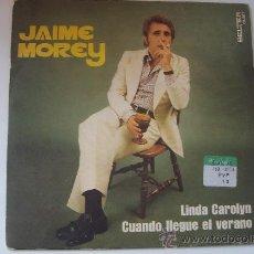Discos de vinilo: JAIME MOREY BELTER LINDA CAROLYN. Lote 25028188
