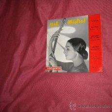 Discos de vinilo: NATI MISTRAL RECITA SINGLE 3 TEMAS QUINTERO Y LEON GUITARRA M.MANZANOS 1962 VERGARA. Lote 20626052